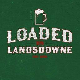 Loaded on Lansdowne