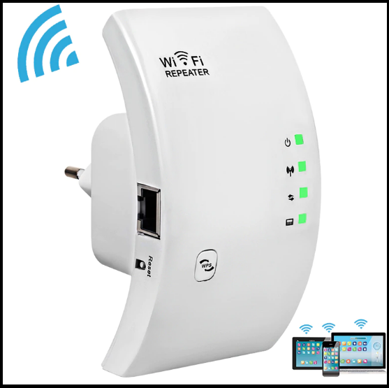 WiFi Repeater vs WiFi Extender